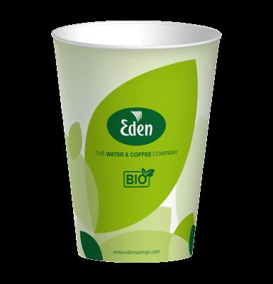 Gobelets biodégradables Eden Springs