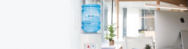 Fontaines d'eau minérale naturelle pour entreprise